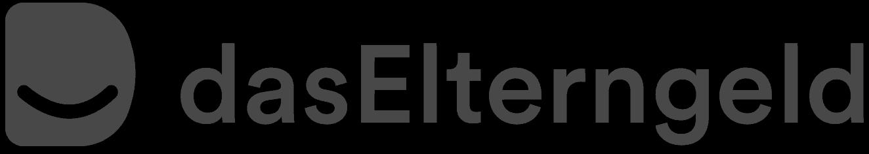 dasElterngeld Logo White